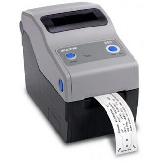 SATO CG212DT imprimante pour étiquettes Thermique directe 305 x 305 DPI Avec fil