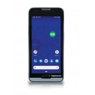 MEMOR 20 FT PDA WI-FI           ULTRA-SLIM 2D GREEN SPOT GMS BLK