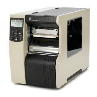 Zebra 140Xi4 imprimante pour étiquettes Thermique direct/Transfert thermique 203 x 203 DPI Avec fil