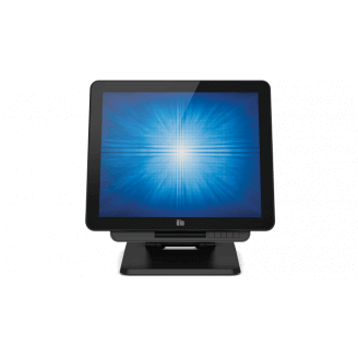 """Elo Touch Solution E290201 terminal de paiement 43,2 cm (17"""") 1280 x 1024 pixels Écran tactile 2,42 GHz J1900 Tout-en-un Noir"""