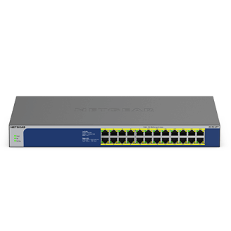 SWITCH GIGABIT 24 PORTS         380W                             IN