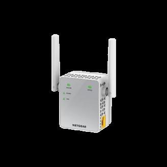 Netgear EX3700-100PES prolongateur réseau Blanc