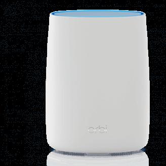 Netgear LBR20 routeur sans fil Bi-bande (2,4 GHz / 5 GHz) Gigabit Ethernet 3G 4G Blanc