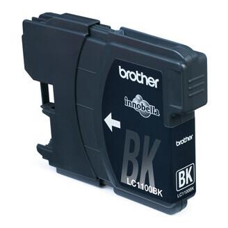 Brother LC-1100BKBP Blister Pack Original Noir 2 pièce(s)