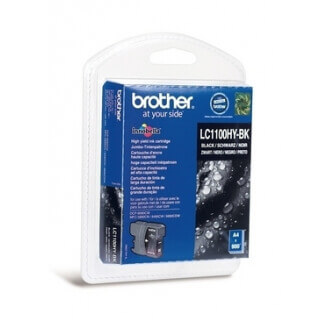 Brother LC1100HYBKBP blister black ink Original Noir