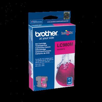 Brother LC-980M cartouche d'encre Original magenta 1 pièce(s)