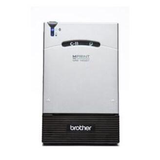 Brother MW-145BT imprimante pour étiquettes Thermique directe 300 x 300 DPI Avec fil &sans fil