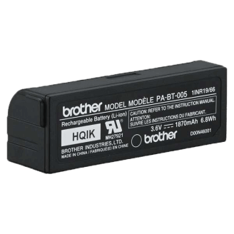 Brother PA-BT-005 Batterie/Pile