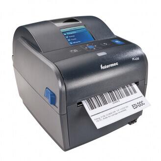 Imprimante étiquettes adhésives Honeywell PC43d direct thermique-203dpi-USB