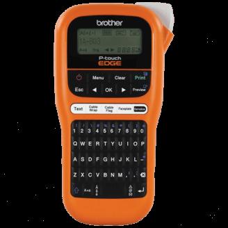 Brother P-touch Edge PT-E110 imprimante pour étiquettes Transfert thermique 180 x 180 DPI QWERTY