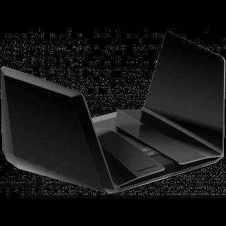 Netgear Nighthawk AX12 routeur sans fil Bi-bande (2,4 GHz / 5 GHz) Gigabit Ethernet Noir