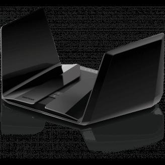 Netgear RAX200 routeur sans fil Tri-bande (2,4 GHz / 5 GHz / 5 GHz) Gigabit Ethernet Noir
