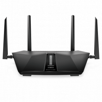 Netgear Nighthawk AX5400 routeur sans fil Bi-bande (2,4 GHz / 5 GHz) Gigabit Ethernet Noir