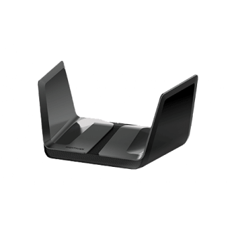 Netgear Nighthawk AX8 routeur sans fil Bi-bande (2,4 GHz / 5 GHz) Gigabit Ethernet Noir