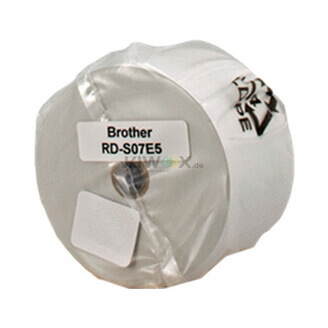 Brother RD-S07E5 ruban d'étiquette