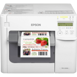 Epson ColorWorks C3500 Label Club B