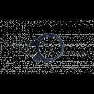 Brother PC-5000 câble parallèle 1,8 m Noir