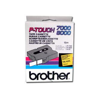 Brother Ruban pour étiqueteuse 24mm