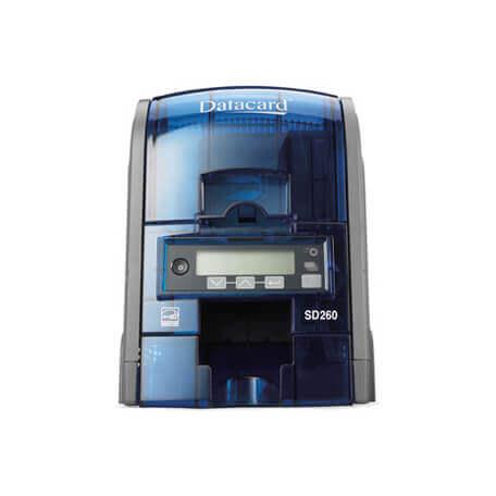 DataCard SD260 imprimante de cartes en plastique Sublimation de teinte Couleur 300 x 300 DPI