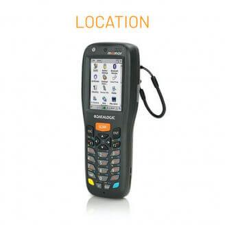 Location terminal d'inventaire Datalogic Memor X3 - 3 semaines