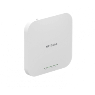 Netgear WAX610 2500 Mbit/s Connexion Ethernet, supportant l'alimentation via ce port (PoE) Blanc