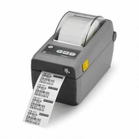 Zebra ZD410 imprimante pour étiquettes Thermique directe 203 x 203 DPI Avec fil