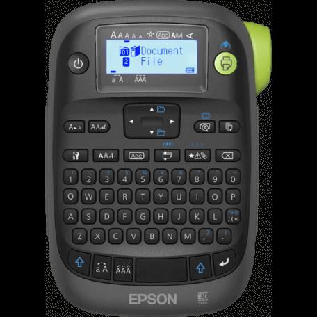 Epson LabelWorks LW-K400 (AZERTY) imprimante pour étiquettes Transfert thermique 180 x 180 DPI