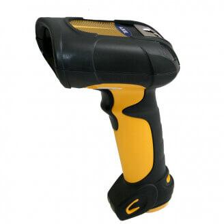 Honeywell 8820 Lecteur de code barre portable 1D Laser Noir, Jaune