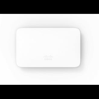 Cisco Meraki GR10-HW-EU point d'accès réseaux locaux sans fil Connexion Ethernet, supportant l'alimentation via ce port (PoE) Bl