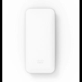 Cisco Meraki GR60-HW-EU point d'accès réseaux locaux sans fil Connexion Ethernet, supportant l'alimentation via ce port (PoE) Bl