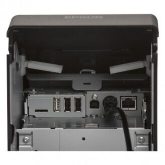 Epson TM-m30II-S (012): USB + Ether