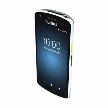 PDA CODES BARRES ZEBRA EC50 ANDROID WIFI BLUETOOTH