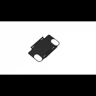 """Elo Touch Solution E043382 support mural d'écran plat 25,4 cm (10"""") Noir"""