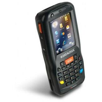 """Datalogic Lynx ordinateur portable de poche 6,86 cm (2.7"""") 320 x 240 pixels Écran tactile 270 g Noir"""