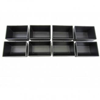 APG Cash Drawer VPK-15J-01-BX tiroirs caisse Noir