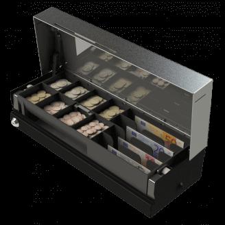 APG Cash Drawer MOD237A-BL4617 Tiroir-caisse Tiroir caisse électronique