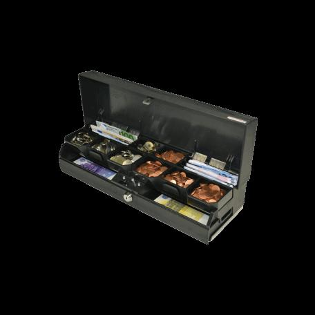 APG Cash Drawer cash trays caisse enregistreuse Gris