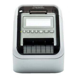 Brother QL-820NWB imprimante pour étiquettes Thermique directe 300 x 600 DPI Avec fil &sans fil