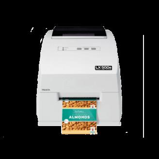 PRIMERA LX500e imprimante pour étiquettes Jet d'encre 4800 x 1200 DPI Avec fil
