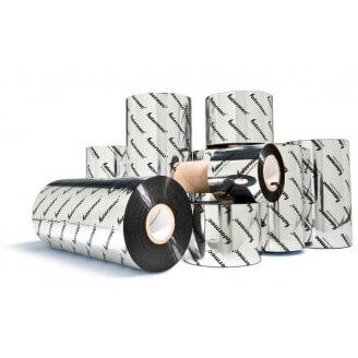 Boîte de 10 rubans encreurs transfert thermique 60mmx450m cire/résine TMX2020 Honeywell 1-970646-25