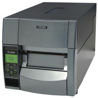 Citizen CL-S700DT imprimante pour étiquettes Thermique directe 203 x 203 DPI Avec fil