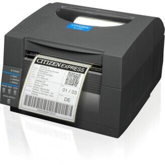 Citizen CL-S521 imprimante pour étiquettes Thermique directe 203 Avec fil
