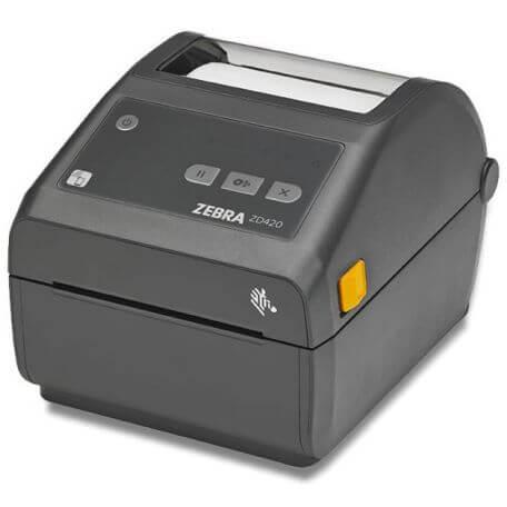 Imprimante d'étiquettes adhésives Zebra ZD420