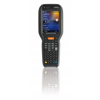 """Datalogic Falcon X3+ ordinateur portable de poche 8,89 cm (3.5"""") 320 x 240 pixels Écran tactile 674 g Noir"""