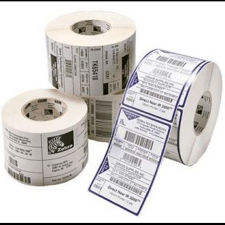 Zebra 10027756 étiquette à imprimer Blanc