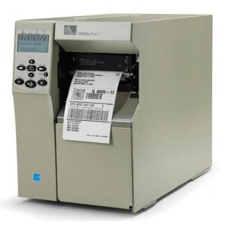 Zebra 105SLPlus imprimante pour étiquettes Thermique direct/Transfert thermique 203 x 203 DPI Avec fil