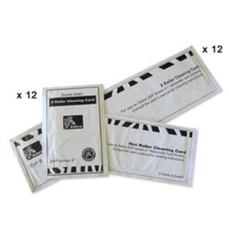 Zebra ZXP Series 8 Cleaning Card Kit