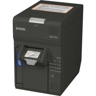 Epson TM-C710 imprimante pour étiquettes Jet d'encre 720 x 360 DPI Avec fil