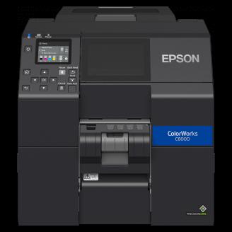 Epson ColorWorks CW-C6000Pe imprimante pour étiquettes Jet d'encre 1200 x 1200 DPI Avec fil