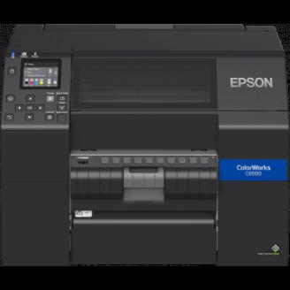 Epson ColorWorks CW-C6500Pe imprimante pour étiquettes Jet d'encre 1200 x 1200 DPI Avec fil